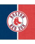 Boston Red Sox Split Generic Laptop Skin