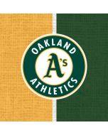 Oakland Athletics Split iPhone 6/6s Skin
