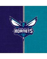 Charlotte Hornets Canvas iPhone 6/6s Skin