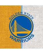 Golden State Warriors Canvas Galaxy S6 Skin