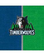 Minnesota Timberwolves Canvas Apple iPad Skin