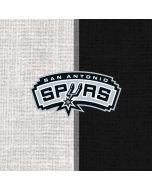 San Antonio Spurs Canvas iPhone X Skin