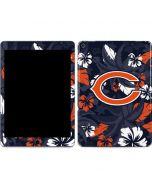 Chicago Bears Tropical Print Apple iPad Air Skin