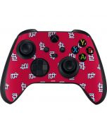 St. Louis Cardinals Full Count Xbox Series X Controller Skin