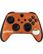 Gudetama Shell Pattern Xbox Series X Controller Skin