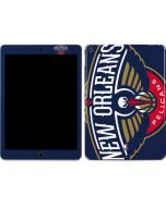 New Orleans Pelicans Large Logo Apple iPad Air Skin