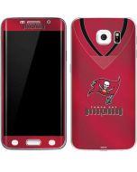 Tampa Bay Buccaneers Team Jersey Galaxy S6 Edge Skin