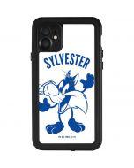 Sylvester the Cat Big Head iPhone 11 Waterproof Case