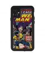 Luke Cage vs Night Shocker iPhone 11 Waterproof Case