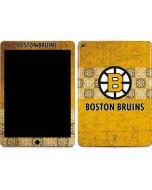 Boston Bruins Vintage Apple iPad Air Skin