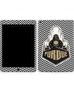 Purdue Chevron Apple iPad Air Skin