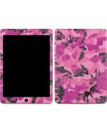 Pink Camouflage Apple iPad Air Skin