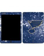 St. Louis Blues Frozen Apple iPad Air Skin