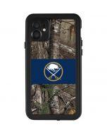 Buffalo Sabres Realtree Xtra Camo iPhone 11 Waterproof Case