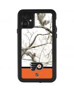 Realtree Camo Philadelphia Flyers iPhone 11 Waterproof Case
