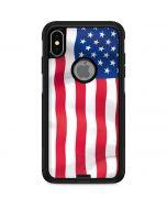 USA Flag Otterbox Commuter iPhone Skin