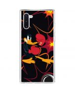 Daffy Duck Boxer Galaxy Note 10 Clear Case