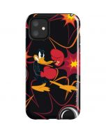 Daffy Duck Boxer iPhone 11 Impact Case