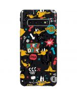 Daffy Duck Patches Galaxy S10 Plus Lite Case