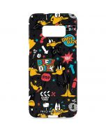 Daffy Duck Patches Galaxy S8 Plus Lite Case