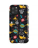 Daffy Duck Patches iPhone 11 Pro Impact Case