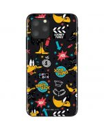 Daffy Duck Patches iPhone 11 Pro Skin
