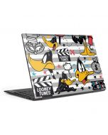 Daffy Duck Striped Patches HP Envy Skin