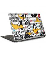 Daffy Duck Striped Patches Dell XPS Skin