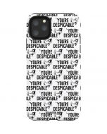 Daffy Duck Youre Despicable Grid iPhone 11 Pro Max Impact Case