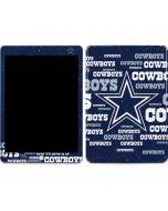 Dallas Cowboys Blast Apple iPad Skin