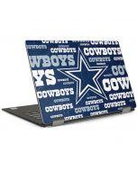 Dallas Cowboys Blast Dell XPS Skin