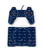 Dallas Cowboys Blitz Series PlayStation Classic Bundle Skin