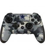 Dallas Cowboys Camo PlayStation Scuf Vantage 2 Controller Skin