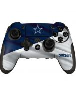 Dallas Cowboys PlayStation Scuf Vantage 2 Controller Skin