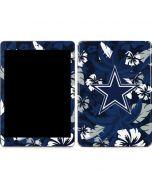 Dallas Cowboys Tropical Print Apple iPad Skin