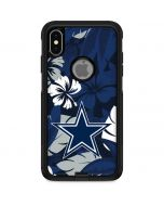 Dallas Cowboys Tropical Print Otterbox Commuter iPhone Skin