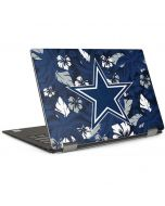 Dallas Cowboys Tropical Print Dell XPS Skin