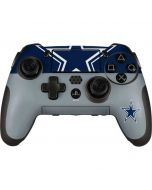 Dallas Cowboys Zone Block PlayStation Scuf Vantage 2 Controller Skin