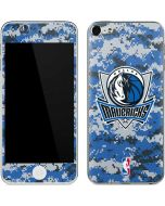 Dallas Mavericks Digi Camo Apple iPod Skin