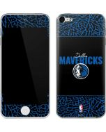 Dallas Mavericks Elephant Print Apple iPod Skin