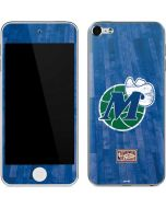 Dallas Mavericks Hardwood Classics Apple iPod Skin