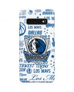 Dallas Mavericks Historic Blast Galaxy S10 Plus Lite Case