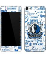 Dallas Mavericks Historic Blast Apple iPod Skin