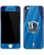 Dallas Mavericks Jersey Apple iPod Skin