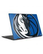 Dallas Mavericks Large Logo HP Envy Skin