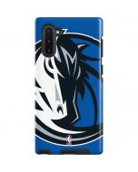 Dallas Mavericks Large Logo Galaxy Note 10 Pro Case
