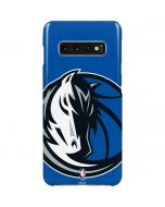 Dallas Mavericks Large Logo Galaxy S10 Plus Lite Case
