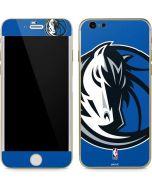 Dallas Mavericks Large Logo iPhone 6/6s Skin