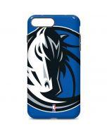 Dallas Mavericks Large Logo iPhone 7 Plus Pro Case
