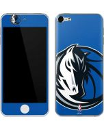 Dallas Mavericks Large Logo Apple iPod Skin